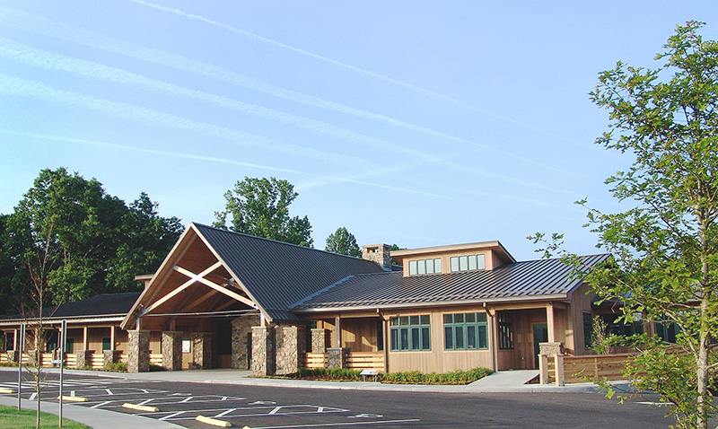 Lake Norman State Park Community Building