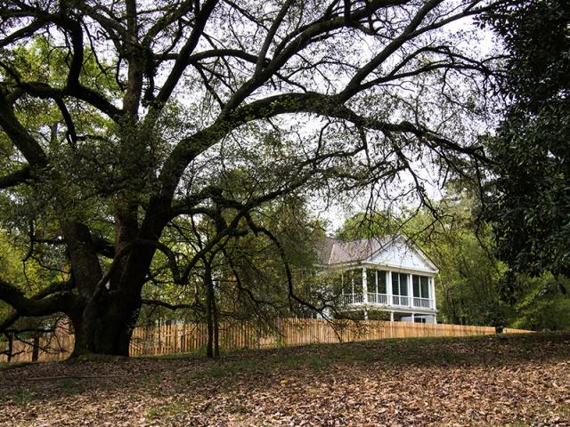 The former home of James Stillman Rockefeller serves as a centerpiece for the 1,420-acre Long Valley Farm.