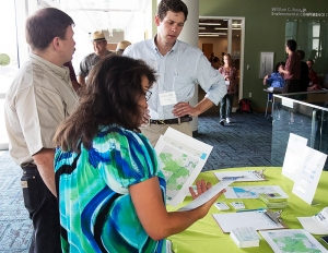 The trails conference brought together trail advocates, planners and builders.