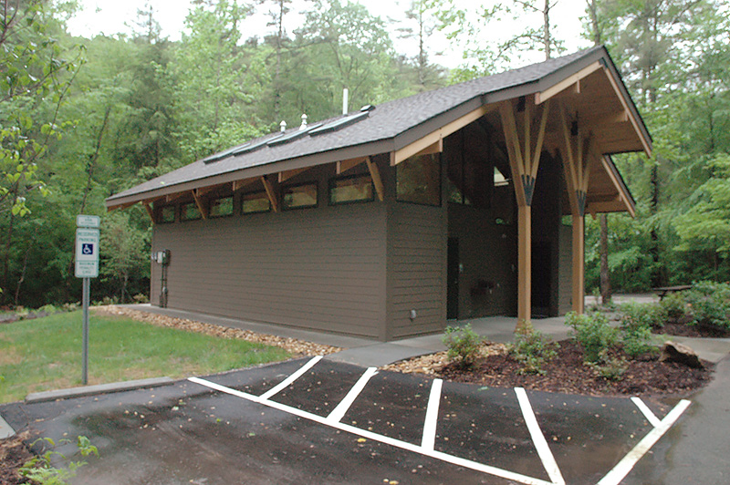 South Mountains expands, improves streamside campground – North ...