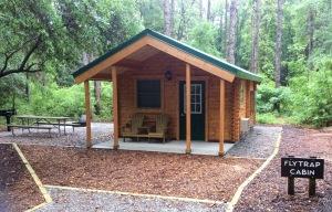 cabe cabin laja camp 3
