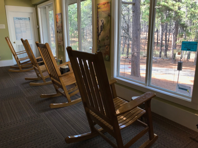 WEWO_Sandhills Discovery Room_Rocking chairs